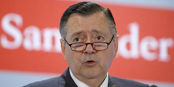 Alfredo Sáenz: Del rescate de los bancos al de un banquero