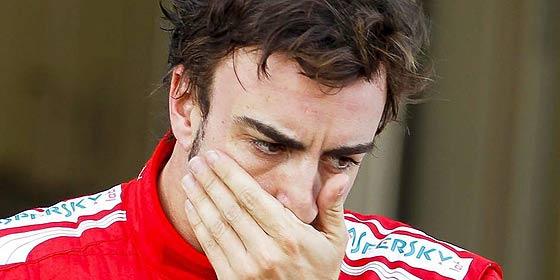 """Fernando Alonso: """"Todo se ha torcido, ha sido cuestión de mala suerte"""""""