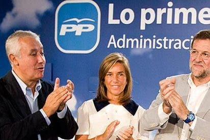 Envían al despacho de Javier Arenas una carta con una bala 9 milímetros en su interior