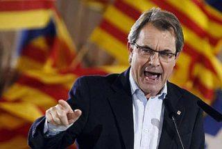 Mas, que pide en secreto a Rajoy el rescate de Cataluña, gastó 6,9 millones de euros en publicidad institucional en sólo seis meses