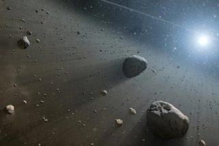 La NASA planea capturar un asteroide y arrastrarlo con una nave a la Luna