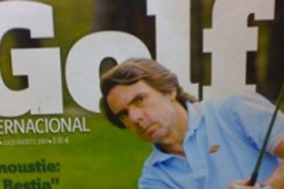 Golf y golfos: El matrimonio Aznar jugó gratis al golf a costa del bolsillo de los madrileños
