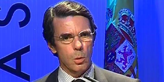 """El PP pagó """"sobresueldos"""" a Aznar en forma de gastos de representación"""