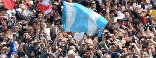 """El Papa, """"profundamente apenado"""" por las víctimas del temporal en Argentina"""