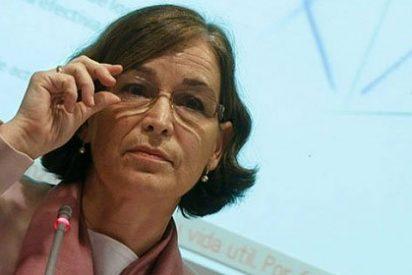 La máxima responsable del 'banco malo' se lleva 33.000 € por un mes de trabajo
