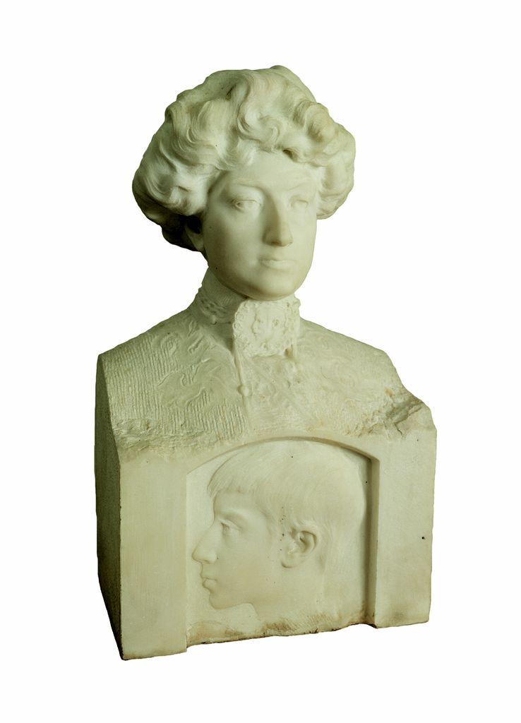 Recuerdo del escultor Mariano Benlliure