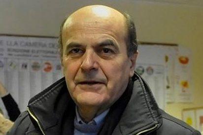 Pier Luigi Bersani anuncia su dimisión al frente de la fragmentada izquierda italiana