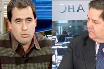 """Cornada de Carlos Cué (El País) a Bieito Rubido (ABC): """"ABC, en vez de investigar la financiación ilegal del PP, investiga como le llegan los papeles a El País"""""""