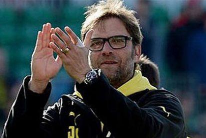 """Jürgen Klopp: """"Mourinho no vio las debilidades del Borussia Dortmund"""""""