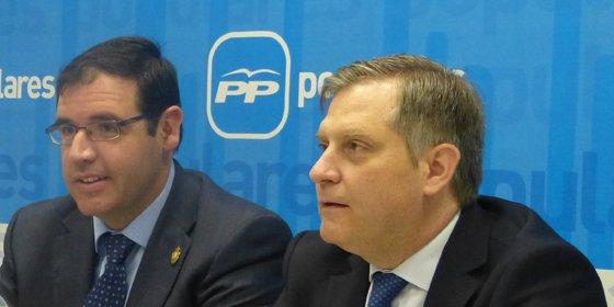 """Cañizares: """"El PSOE de Castilla-La Mancha es un peligro y un riesgo para Geacam"""""""