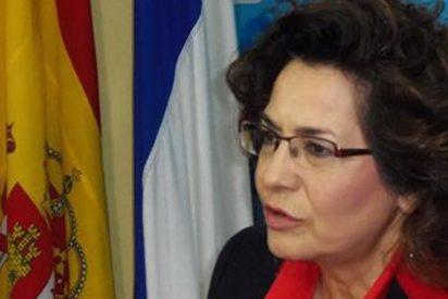 Carmen Riolobos acusa al PSOE de iniciar una deriva radical muy próxima a IU