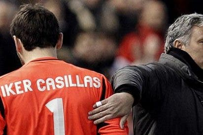 La inexistente relación entre Mourinho y Casillas y la enigmática sonrisa del portero