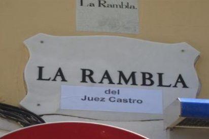 La antigua Rambla de los Duques de Palma se rebautiza como 'la Rambla del juez Castro'