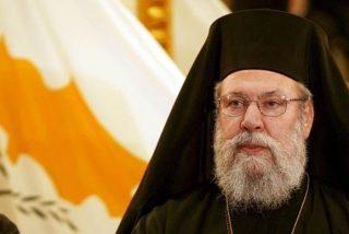 El primado de la Iglesia ortodoxa chipriota pide a su país que salga de la Unión Europea