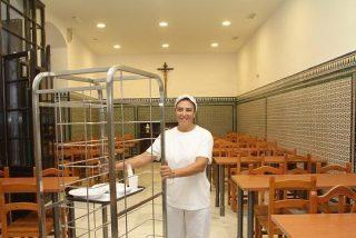 Sevilla subvenciona con 60.000 euros el comedor social de San Juan de Dios