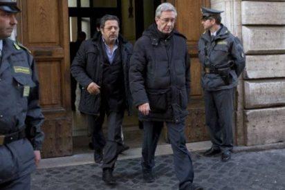 Detienen en Roma a un sacerdote acusado de robar 4 millones de euros