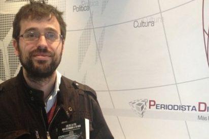 """David Fernández: """"El aparato más importante de ETA hoy es el de falsificación que es el que le permite sobrevivir en Francia"""""""