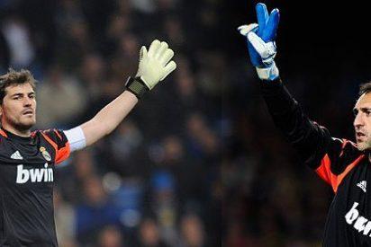 Diego López e Iker Casillas: El Real Madrid, dos porteros y un destino