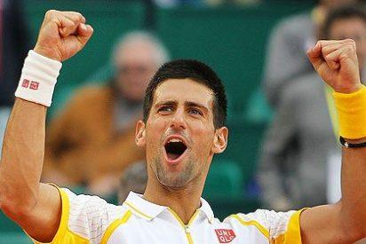 Novak Djokovic acaba con el reinado de Rafa Nadal en Montecarlo