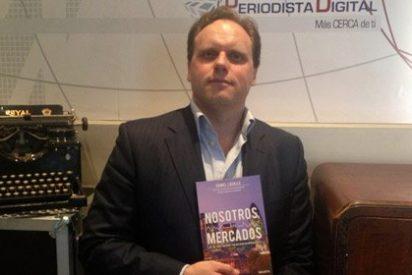 """[VÍDEO ENTREVISTA] Daniel Lacalle: """"Rajoy va a eliminar deducciones al impuesto de sociedades y luego volverá a subir el IRPF y el IVA"""""""