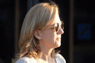 La Infanta Cristina acude como si tal cosa a su trabajo en La Caixa tras su imputación