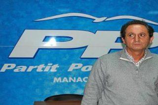 El presidente del PP de Manacor pone a parir a Antoni Pastor y llama incultos a los del PI