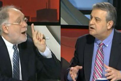"""Ekaizer enloquece en laSexta contra Antonio Martín Beaumont: """"¡Eres un periodista disfrazado! ¡Estás a sueldo!"""""""