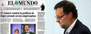 """Hasta los empresarios creen que Rajoy empeora a Zapatero: """"Lo está haciendo todo al revés"""""""