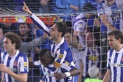 Espanyol y Valencia empatan 3-3 en un duelo brutal y con final alocado