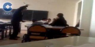 El profesor que le dio la paliza a su alumno en Melilla dice que el niño se choteaba de él