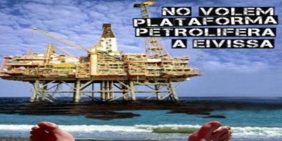 Las prospecciones petrolíferas que hundirán a Ibiza se harán para que el PP pueda ahorrar