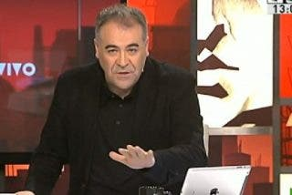 """Ferreras: """"¡Hay vida inteligente en el PSOE que ven que Rubalcaba les lleva al hundimiento!"""""""