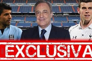 Florentino Pérez quiere fichar a Bale y Agüero para la próxima temporada