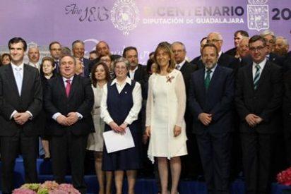 El Gobierno regional respalda a la Diputación de Guadalajara en su 200 cumpleaños