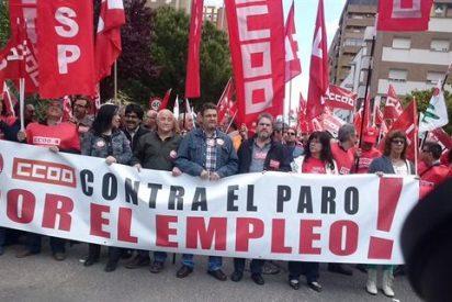 Miles de personas salen a la calle en Talavera