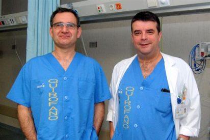 Compleja intervención de columna realizada a un paciente con trasplante de médula ósea