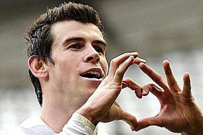 El galés Gareth Bale es ahora la gran ilusión de los hinchas del Real Madrid