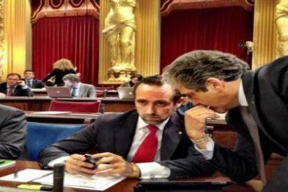 Campos llama mentiroso a Bosch mientras el PP intenta aplacar los ánimos nacionalistas