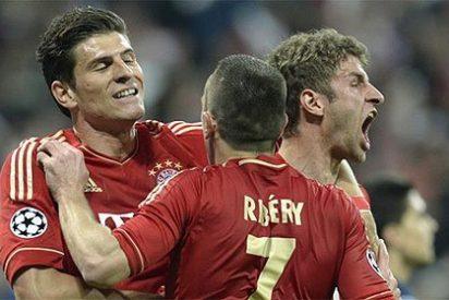 El Bayern da un repaso de aupa al Barça, que se trae un 4-0 al Camp Nou