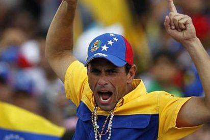 Capriles anuncia que si gana sacará a todos los militares cubanos del Ejército venezolano