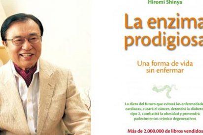 Hiromi Shinya comparte la dieta que librará a la raza humana de las enfermedades más temidas