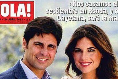 Boda: Fran Rivera se casa con Lourdes el 14 de septiembre de 2013