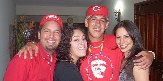Pillan al hijo de Hugo Chávez de vacaciones a cargo del sufrido pueblo venezolano