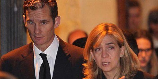 El diario 'ABC' pide a la infanta Cristina que rompa con Urdangarin