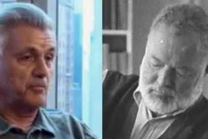 """John Irving: """"La más que hizo Hemingway fue crear un personaje incapaz de tener una erección"""""""