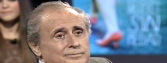 """Jaime Peñafiel: """"Me indigna que un tipejo impresentable como Urdangarín haya metido a la Familia Real en esta situación"""""""