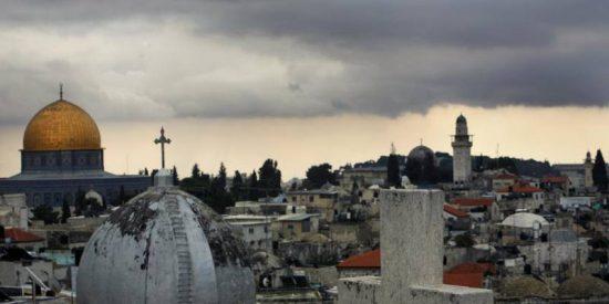 Tierra Santa: el quinto evangelio