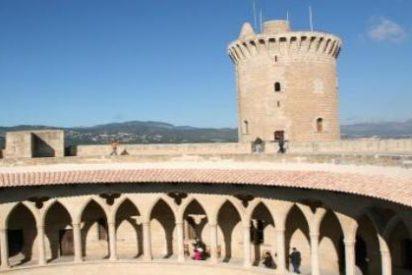 El castillo de Bellver podrá ser visitado de noche el 19 de abril, 24 de mayo y 7 de junio