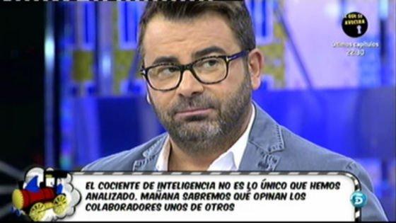Sexo por dinero, Isabel Pantoja y cirugía estética: Jorge Javier Vázquez en pelota picada y con la lengua muy suelta