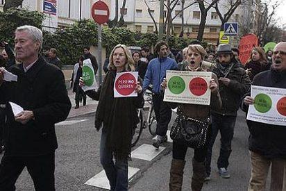 Multan a Jorge Verstrynge y otros dos cabecillas del escrache a la vicepresidenta con 1.500 €